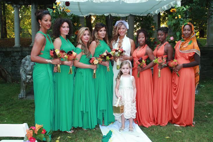 Bridesmaid Dress Tinnainfinitydress
